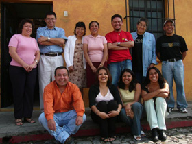 Teachers of Antiguena