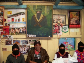 Trip to a Zapatist camp