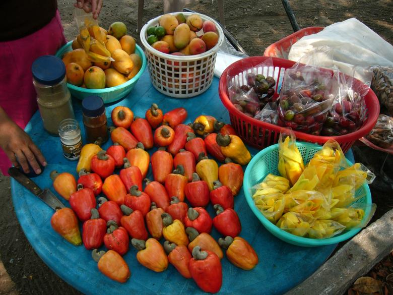 Cashew and other fruit