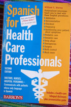 There are materials for professionals like nurses and doctors