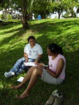 Spanish lessons in Rio Dulce.
