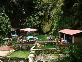 Visit Georginas Hot Springs